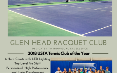 2018 USTA Tennis Club of the Year